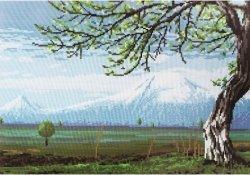 Схема для вышивания нитью мулине 0295