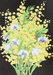 Схема для вышивания нитью мулине 0307