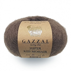Пряжа Super Kid Mohair