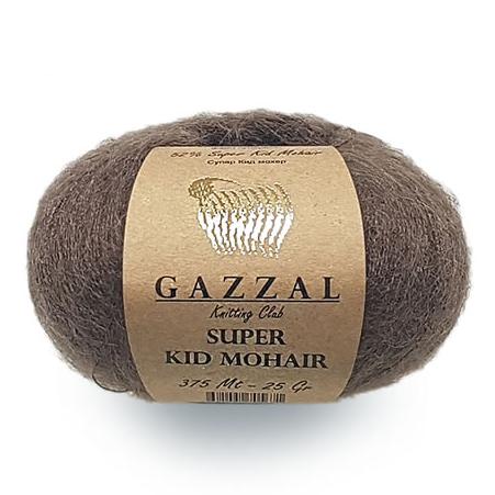 Пряжа Super Kid Mohair