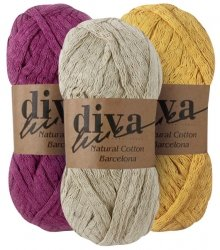 Natural Cotton Barcelona (Diva)