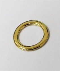 Кольцо металлическое №1532