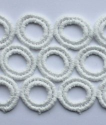 Кружево плетеное 6см. SR1666