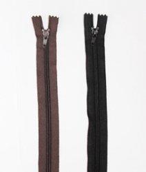 Молния спираль (витая) т.7 обувная 35см. (1/50)