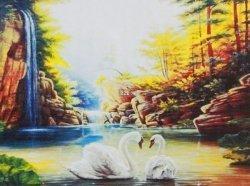 Набор-картина со стразами на подрамнике 160МВ