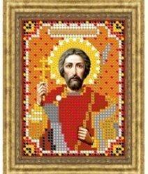 Набор для вышивания бисером с рамкой 8829ЛМ «Св. Филипп»