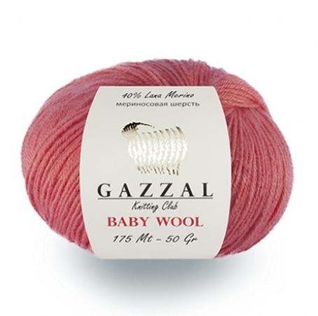 Пряжа Baby Wool Gazzal