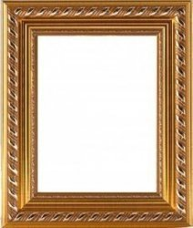 Декоративная рама F4611-0490 из пластикового багета