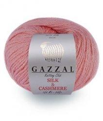 Пряжа Silk & Cashmere