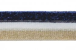 Тесьма-лампас 6906 ZS104, ш.2,0см