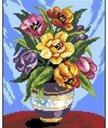 """Набор для вышивания Ц03 """"Тюльпаны"""""""