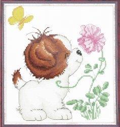 Набор для вышивания нитью мулине 0380