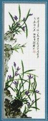 Набор для вышивания нитью мулине 0383