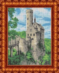 Канва для бисера КБП-3003 Замок
