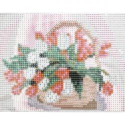 Алмазная мозаика 65376 17х21 (в тубе)