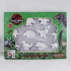 """Набор для рисования по гипсу """"Динозавры"""""""