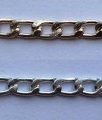 Цепь металл 3 мм. A1907 (40м.)