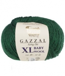 Пряжа Baby Wool Gazzal XL
