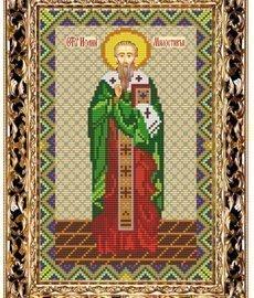 """Набор для вышивания бисером СВБ-456 """"Икона Святого Иоанна Милостивого"""""""