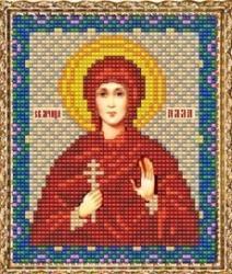"""Набор для вышивания бисером ВБ-152 """"Икона Святой Мученицы Аллы Готфской"""""""