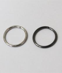 Кольцо металлическое 1см