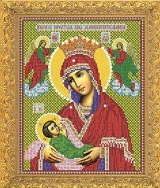"""Набор для вышивания бисером 8394 """"Богородица Млекопитательница"""""""