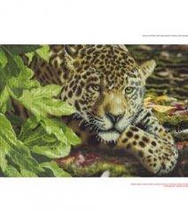 Рисунок на ткани для вышивания бисером ШвейТорг В601