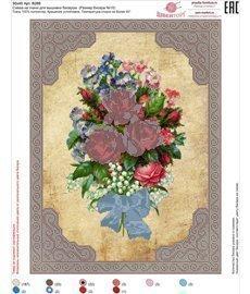 Рисунок на ткани для вышивания бисером ШвейТорг В286