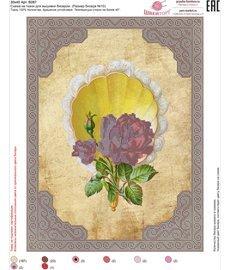 Рисунок на ткани для вышивания бисером ШвейТорг В287