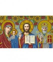 Рисунок для вышивания бисером на холсте на подрамнике 542ВХ Триптих