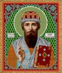 """Набор для вышивания бисером 8791 """"Св. Геннадий"""""""
