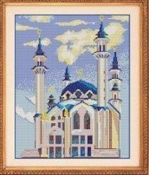 """Набор для вышивания бисером БВБ-834 """"Мечеть"""""""