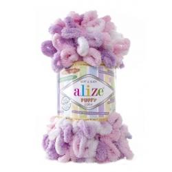 Пряжа Puffy Color