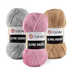 Пряжа Alpine Angora