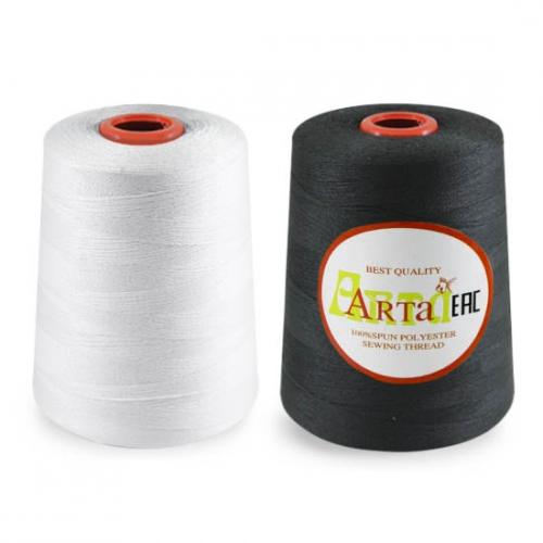 Нитка швейная ARTA джинсовая 20S/2  3600 ярд