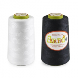 Нитка швейная ARTA 30S/2 2600 ярд