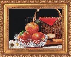 """Набор для вышивания бисером БВБ-871 """"Яблочки"""""""