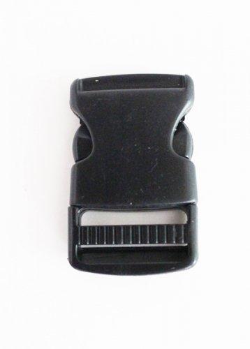 Фастекс карабин пластиковый 3,2 см