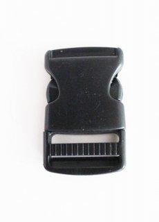 Фастекс карабин пластиковый 5 см