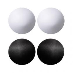Чашечки для бюстгальтеров (круглые), 12 пар