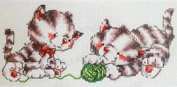 Схема для вышивания нитью мулине Д-048