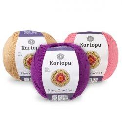 Пряжа Fine Crochet