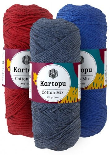 Пряжа Cotton Mix