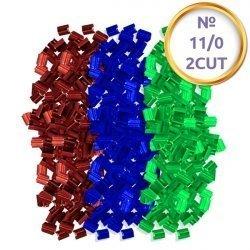 Полукольцо металлическое 2.5см