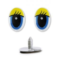 Глазки винтовые №418