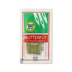 Иглы Butterfly для бытовых швейных машин