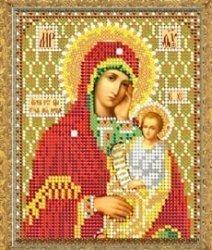 """Рисунок на ткани для вышивания бисером 405М """"Прсв. Богородица Утоли мои печали"""""""