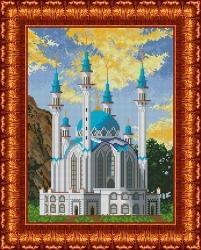 Канва для бисера КБП-3010 Мечеть