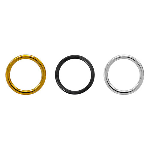 Кольцо, металл 8 мм 1/500 шт