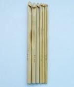 Набор крючков бамбук 7шт.(№3-№8)